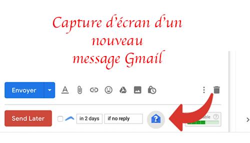 Gmail accusé de réception