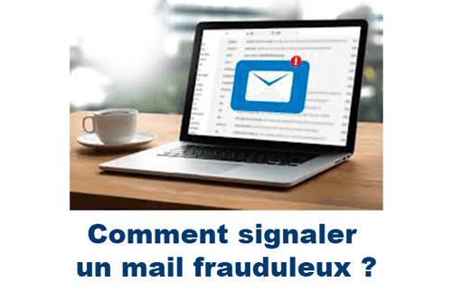 Signaler une adresse mail frauduleuse outlook