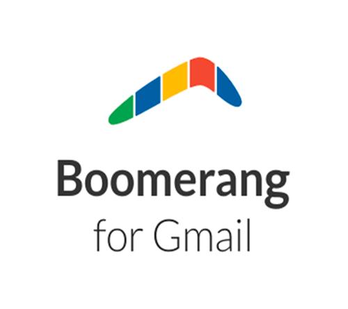 Installer boomerang gmail chrome extension