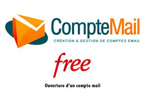 Créer une adresse mail Free