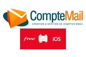 Comment configurer une boîte mail Free sur iphone