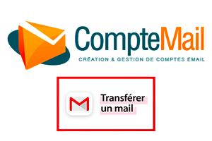 Migrer le contenu Gmail vers un autre compte Gmail