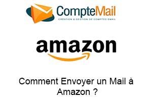 Comment Envoyer un Mail à Amazon ?