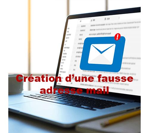 Créer une fausse adresse mail académique