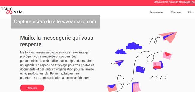 se connecter à la messagerie Se Connecter à Ma Messagerie Mailo.com