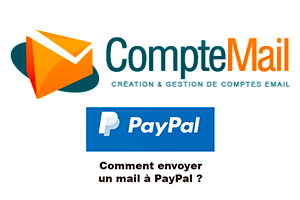 Adresse mail paypal