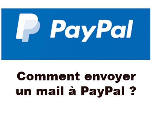 c'est quoi l'adresse email paypal