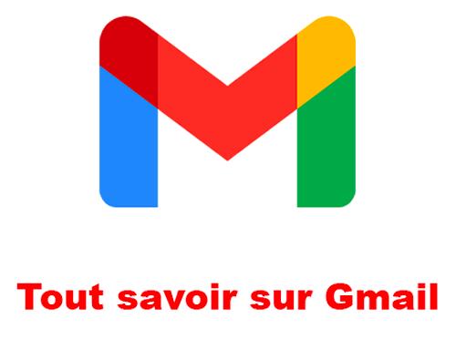 Présentation de la messagerie Gmail